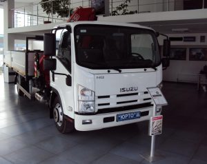 Грузовик ISUZU ELF 9.5 EXTRALONG HP