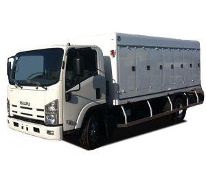Фургон-мороженица ISUZU ELF 7.5