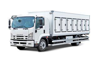 Фургон-мороженица ISUZU FORWARD 12.0