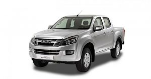 Пикап Isuzu D-Max Air