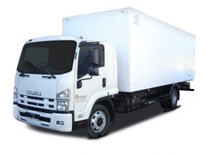 Изотермический фургон ISUZU FORWARD 12.0