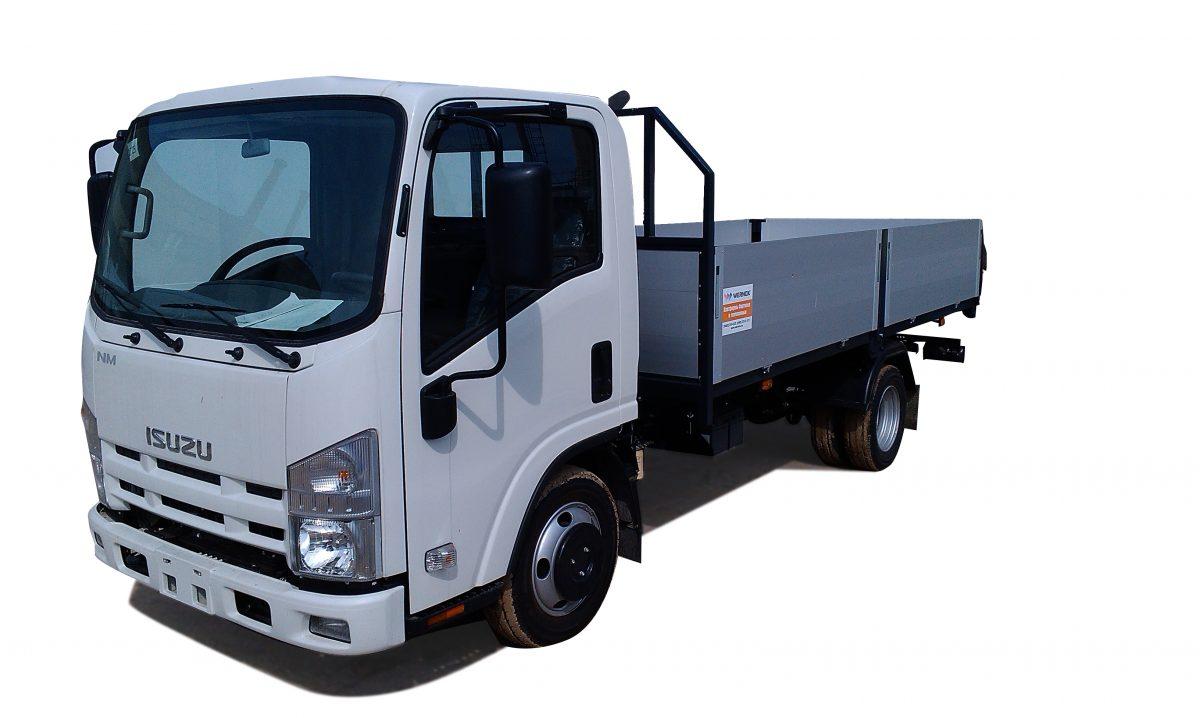 3899dfe821816fbcb3db3e3b23f81585 1200x718 - Бортовой автомобиль ISUZU ELF 3.5