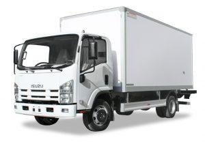 Изотермический фургон ISUZU ELF 7.5