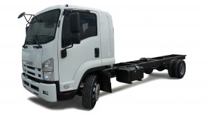 Шасси ISUZU FORWARD 12.0