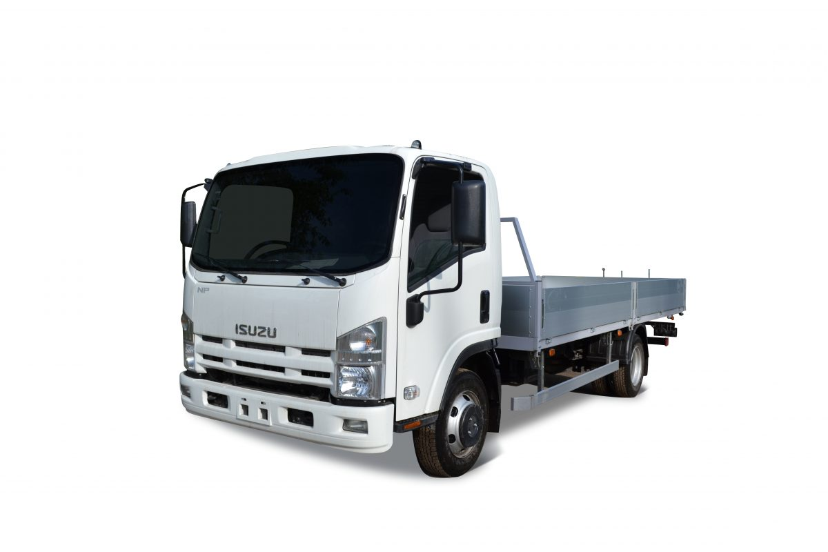 c889234799e865bbe90cee71f6cd2e53 1200x800 - Бортовой автомобиль ISUZU ELF 7.5