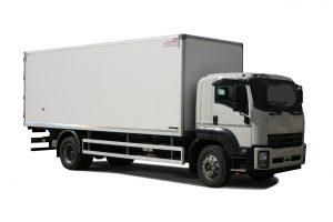Промтоварный фургон ISUZU FORWARD 18.0