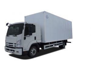 Промтоварный фургон ISUZU FORWARD 12.0